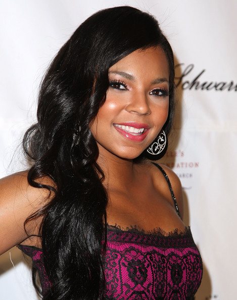 Ashanti in Gabrielle's Angel Foundation Celebrates With