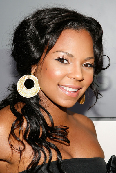 Ashanti in Andrea Wong Hosts The Women's Leadership Panel And Reception