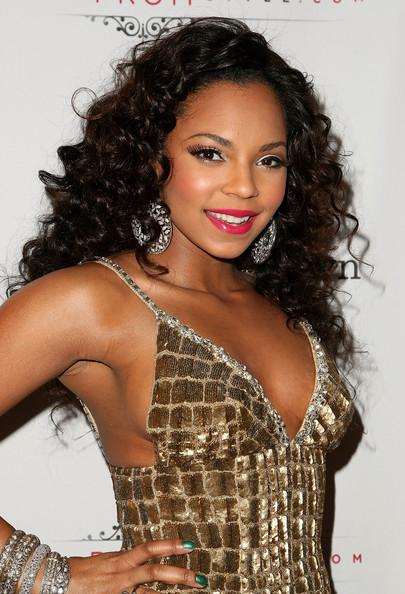 Ashanti in Hearst Magazines & Universal Motown Host