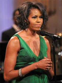 Remarkable Obama Effect On Black Women Hair Issues Soulfulbeauty Com Short Hairstyles Gunalazisus