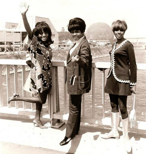 60's Hairstyle Trends: Lil Kim and The Supremes